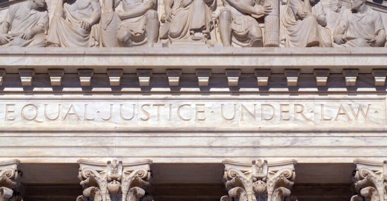United States Supreme Court building exterior