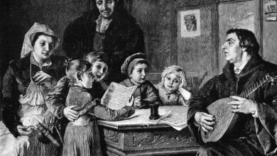 Martin Luther Family Worship