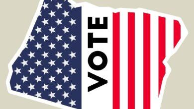 Oregon Votes image
